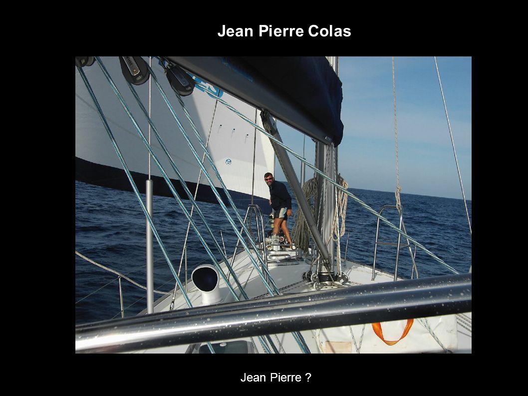 Jean Pierre Colas Jean Pierre