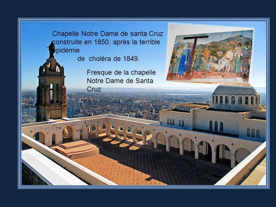 Chapelle Notre Dame de santa Cruz