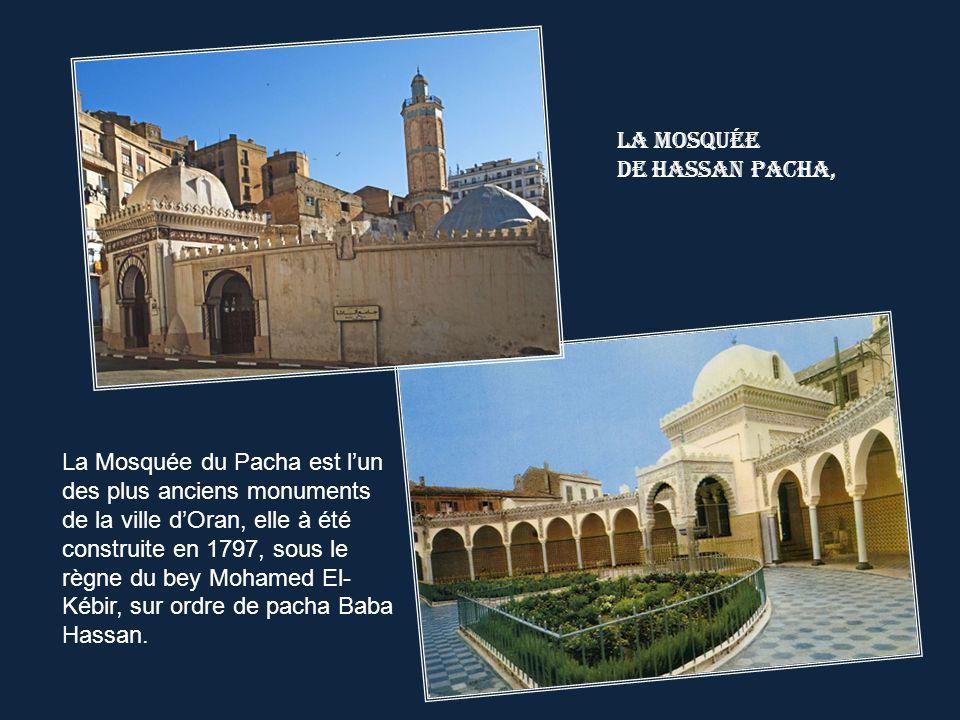 La Mosquée de Hassan Pacha,