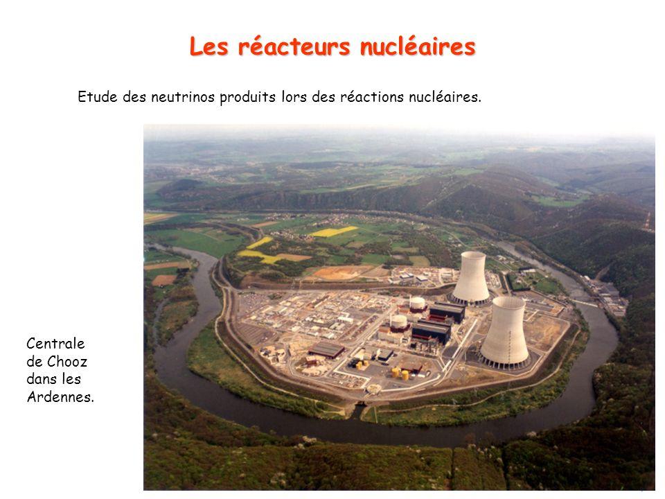Les réacteurs nucléaires