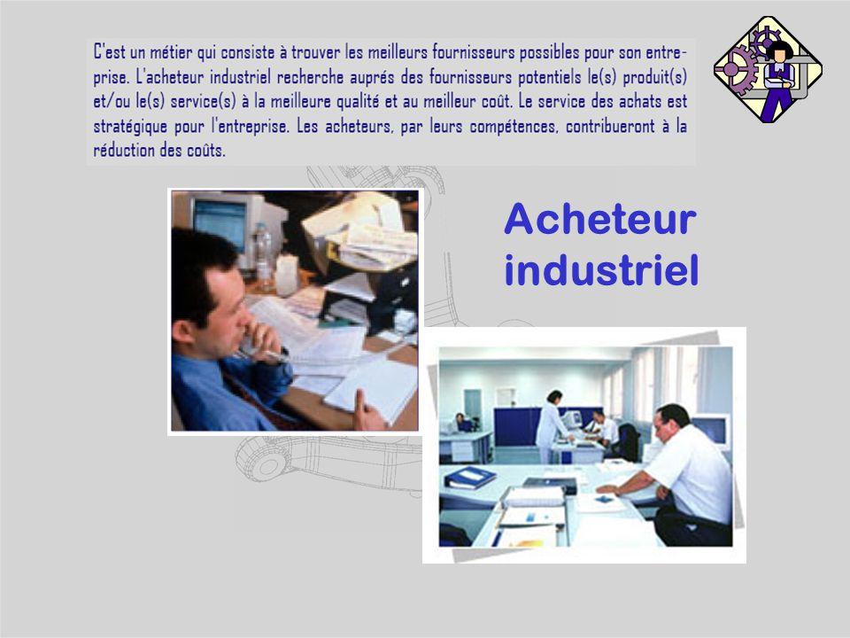 Acheteur industriel