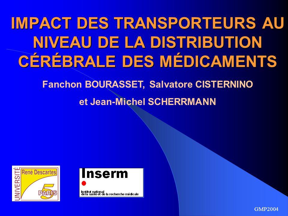 Fanchon BOURASSET, Salvatore CISTERNINO et Jean-Michel SCHERRMANN