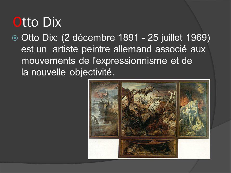 Otto Dix