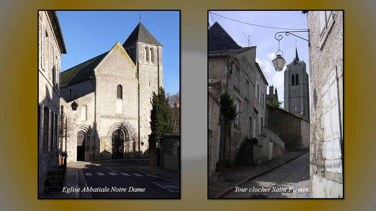 Eglise Abbatiale Notre Dame
