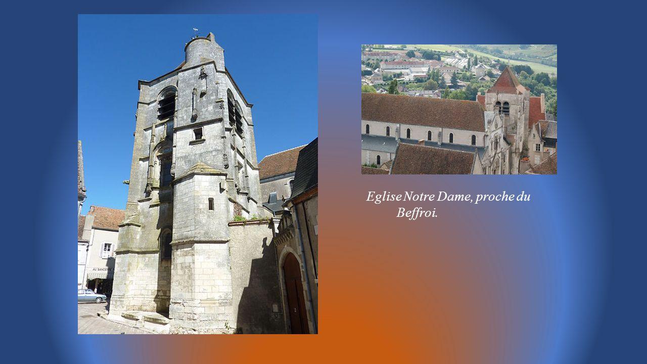 Eglise Notre Dame, proche du