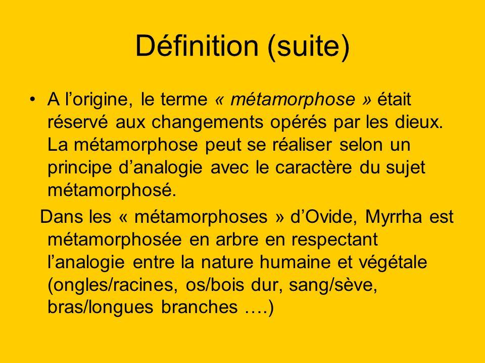 Définition (suite)