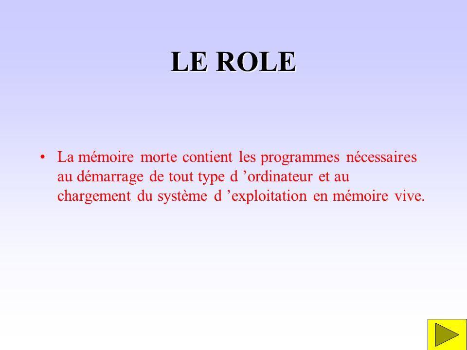 LE ROLE