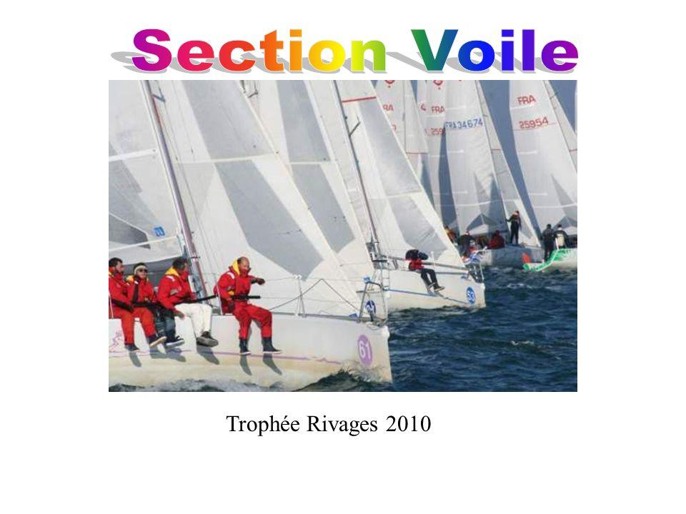 Section Voile Trophée Rivages 2010