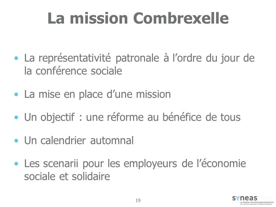 La mission Combrexelle