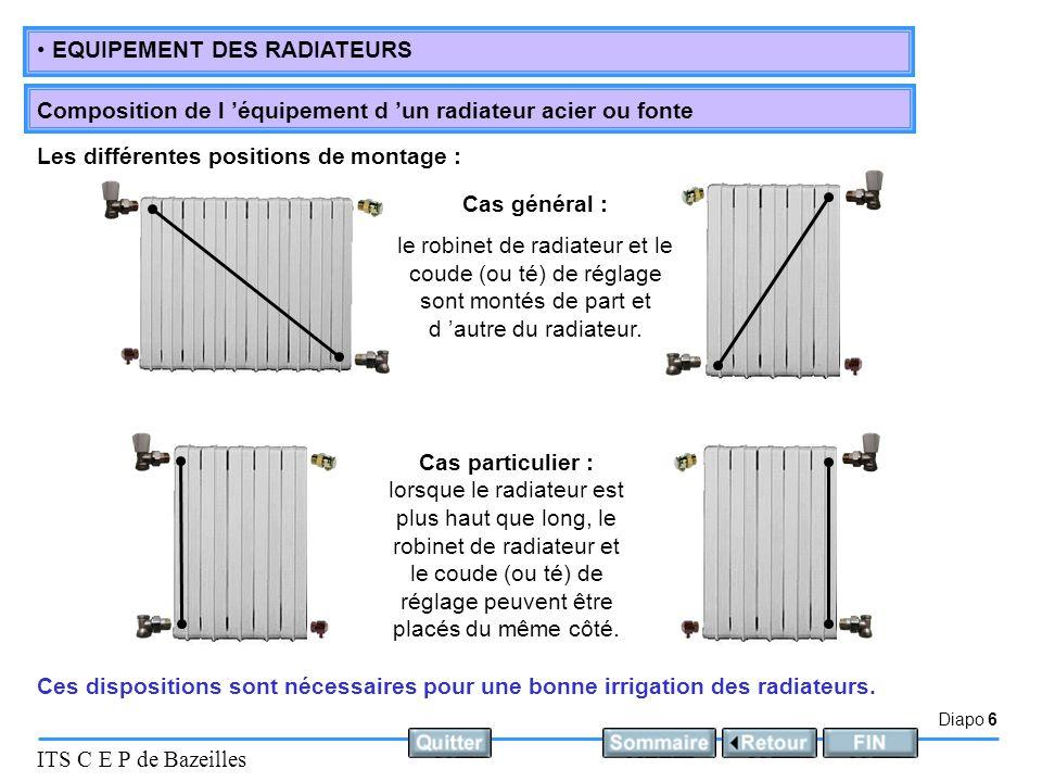 Le robinet de radiateur ppt video online t l charger - Decaper des radiateurs en fonte ...