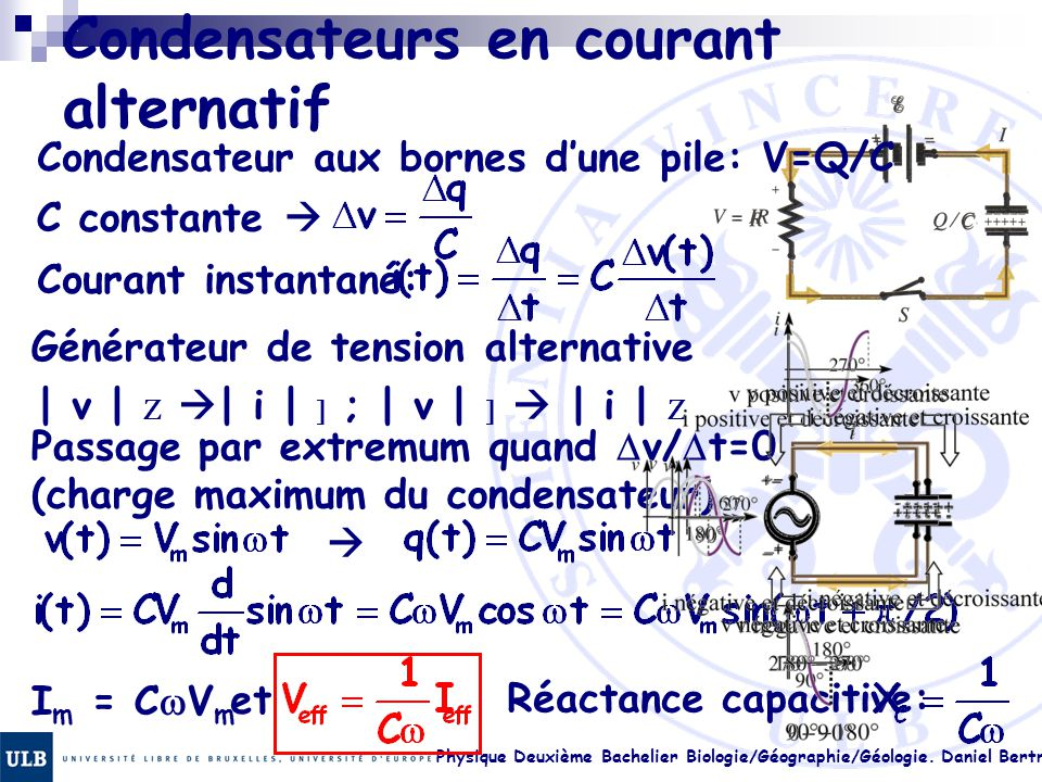 courant alternatif et lectronique ppt video online