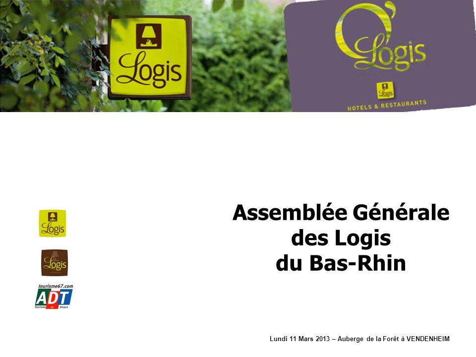 Assemblée Générale des Logis du Bas-Rhin