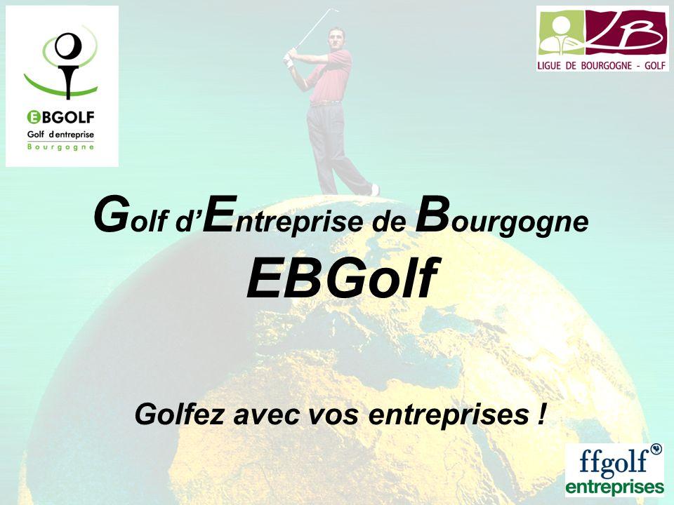 Golf d'Entreprise de Bourgogne EBGolf