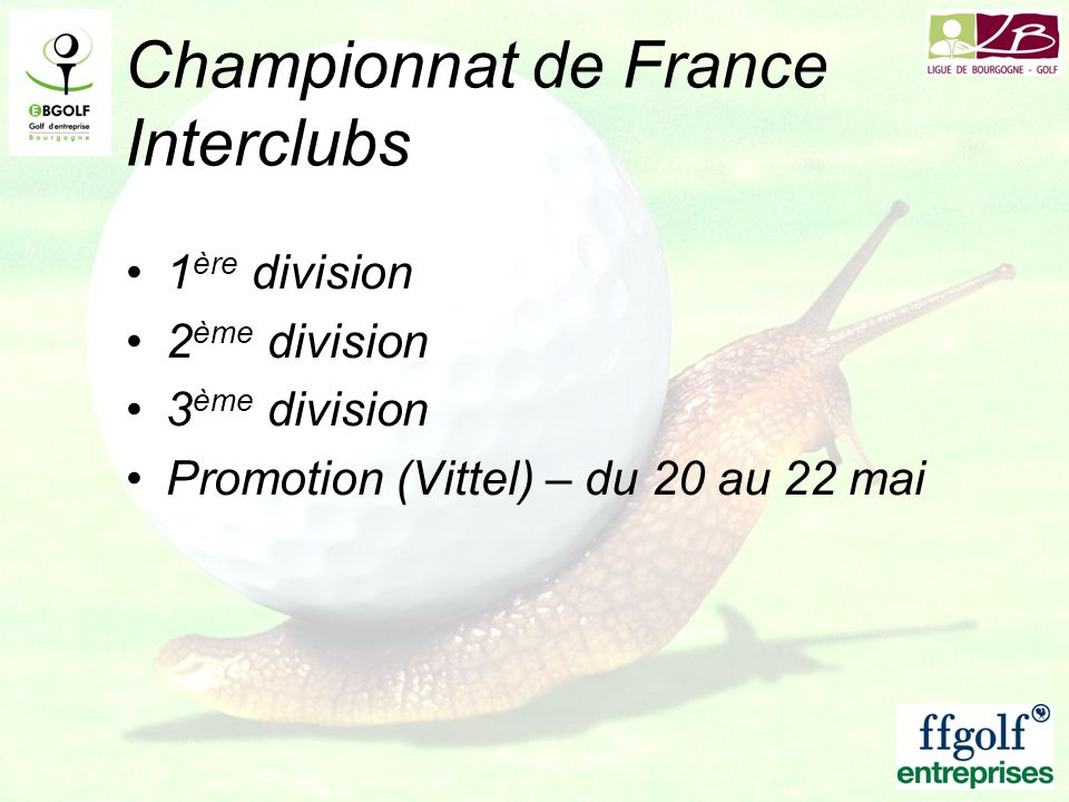Championnat de France Interclubs