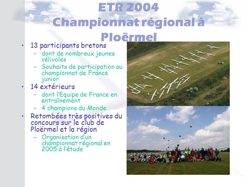 ETR 2004 Championnat régional à Ploërmel