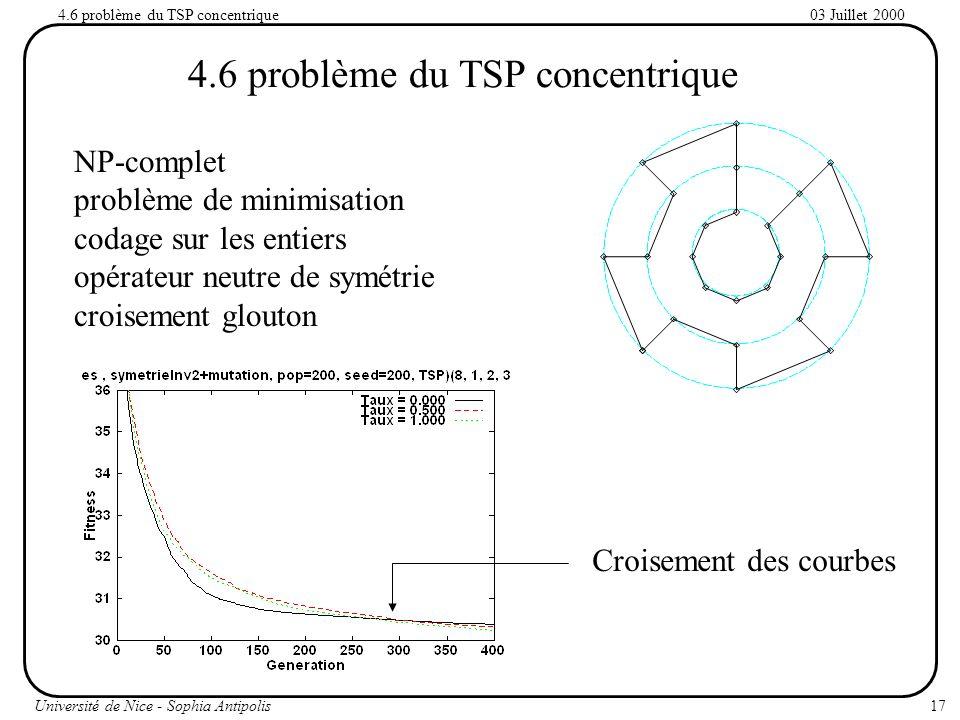 4.6 problème du TSP concentrique