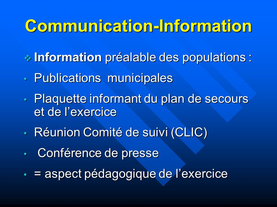 Communication-Information