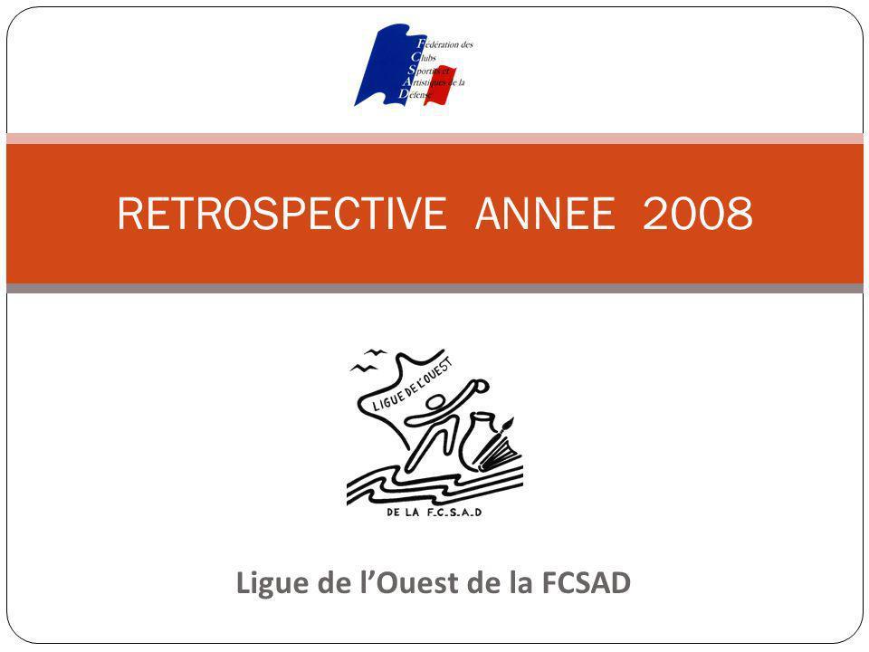 Ligue de l'Ouest de la FCSAD