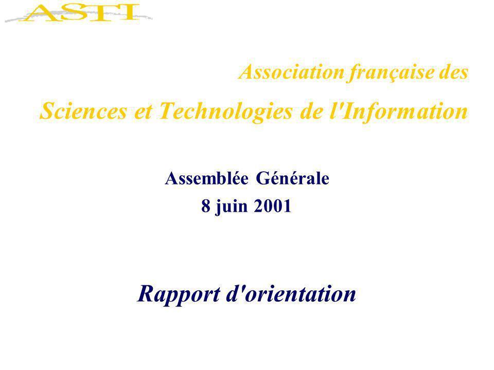 Association française des Sciences et Technologies de l Information