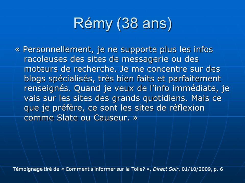 Rémy (38 ans)