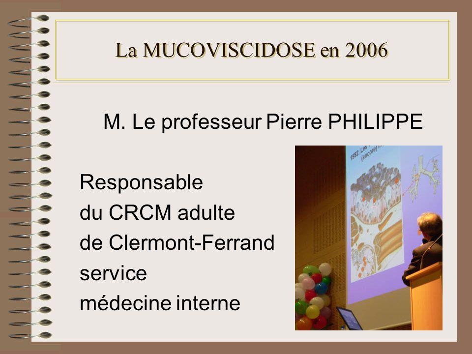 M. Le professeur Pierre PHILIPPE