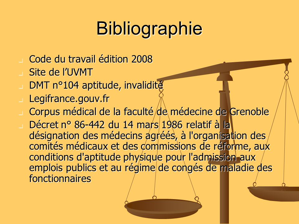 Bibliographie Code du travail édition 2008 Site de l'UVMT