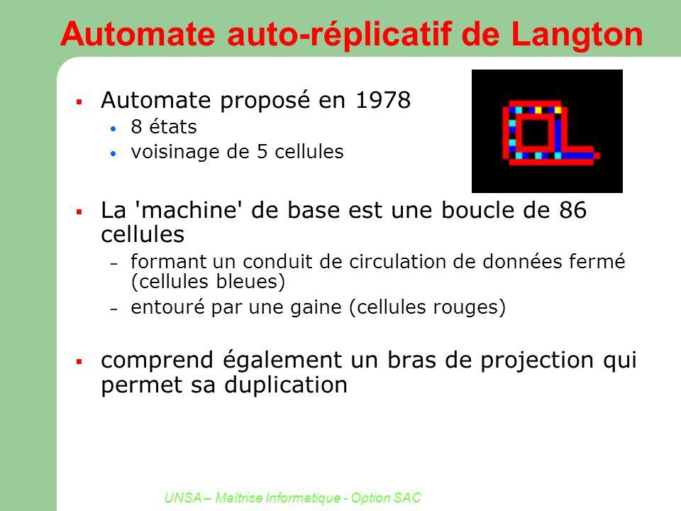 Automate auto-réplicatif de Langton