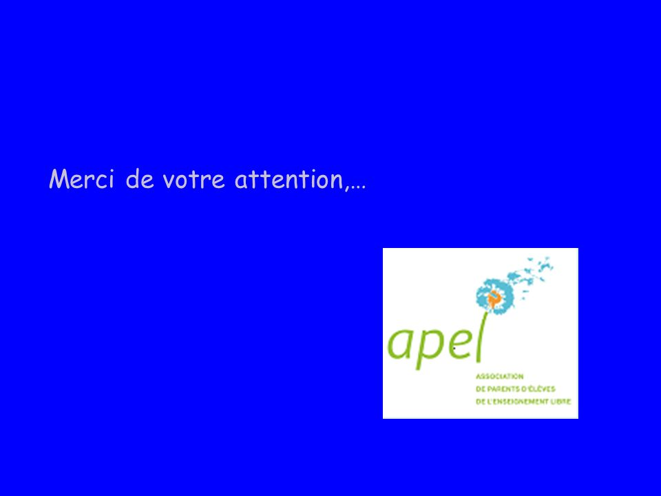 Merci de votre attention,…