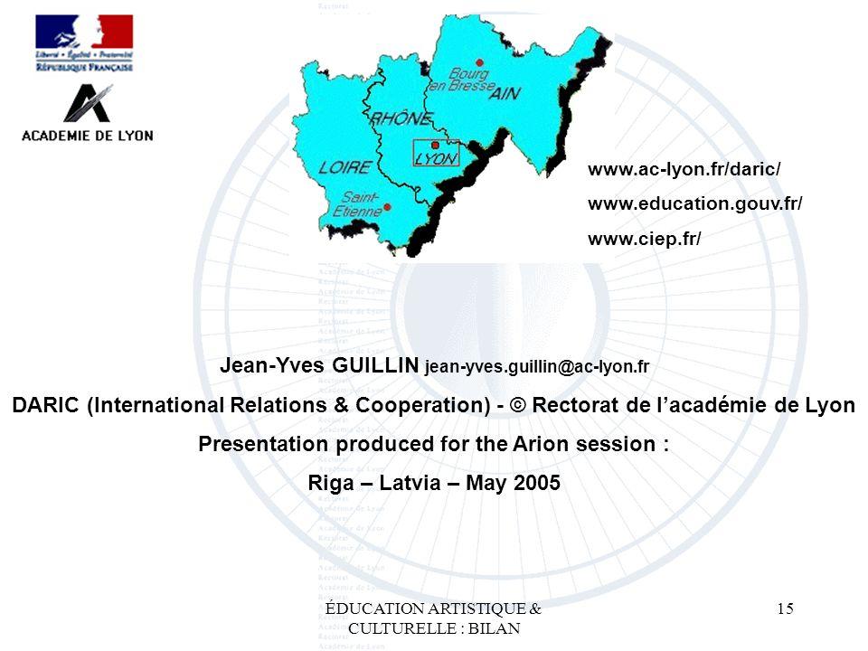 Jean-Yves GUILLIN jean-yves.guillin@ac-lyon.fr