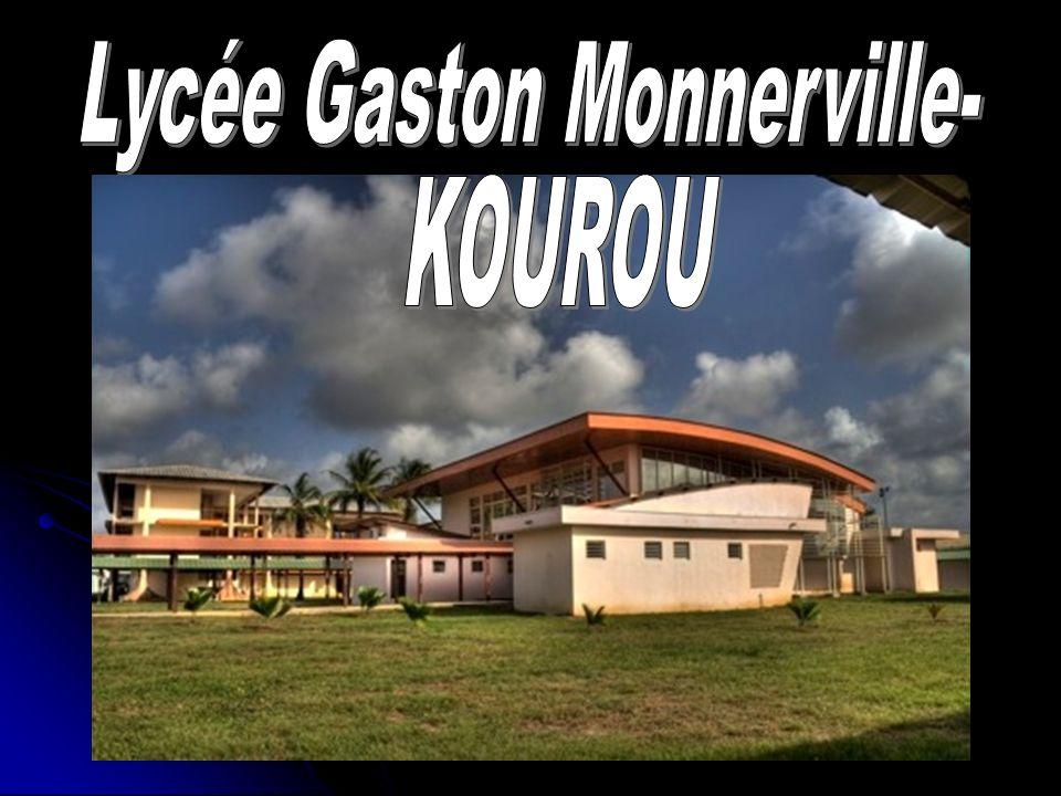Lycée Gaston Monnerville-