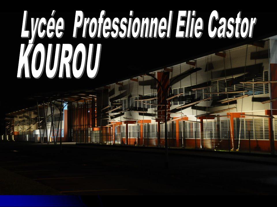 Lycée Professionnel Elie Castor