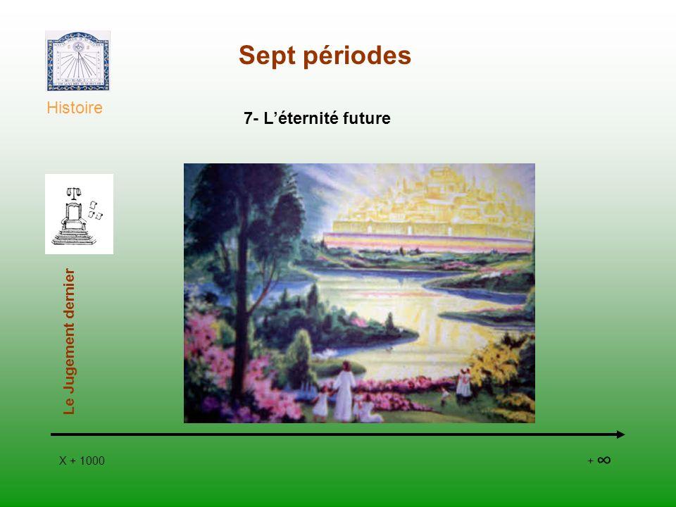Sept périodes Histoire 7- L'éternité future Le Jugement dernier