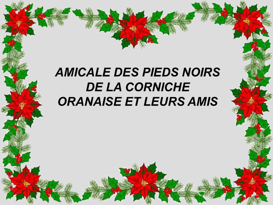 AMICALE DES PIEDS NOIRS DE LA CORNICHE ORANAISE ET LEURS AMIS