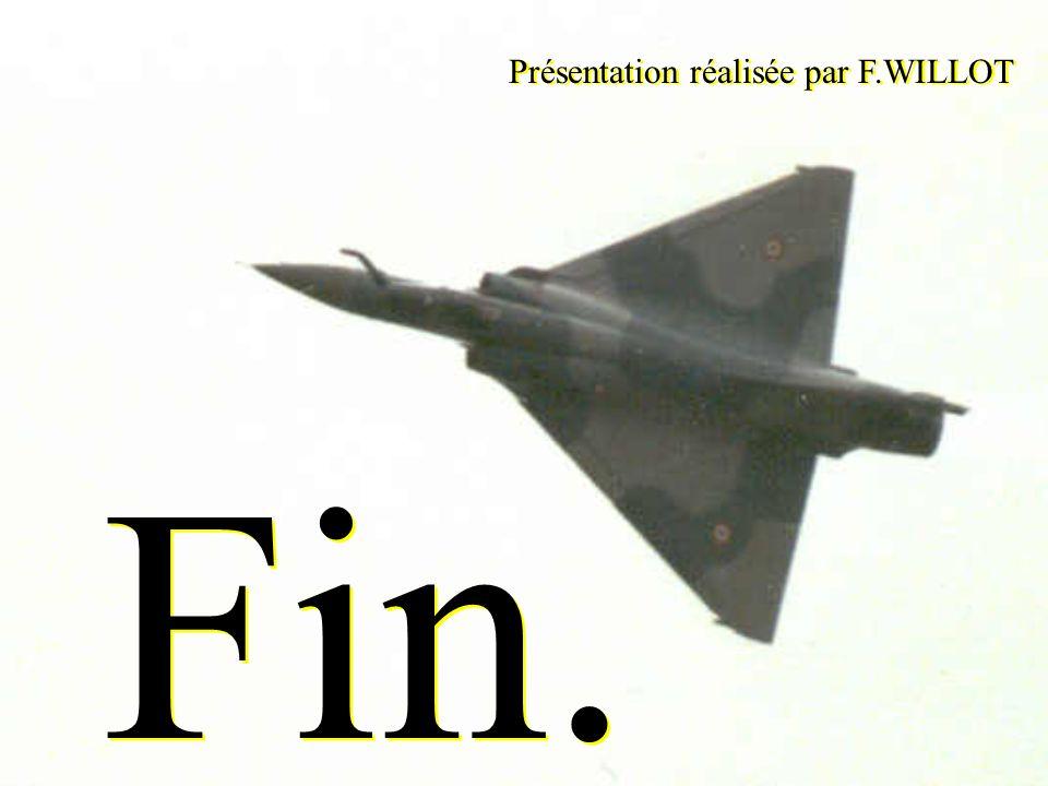 Présentation réalisée par F.WILLOT