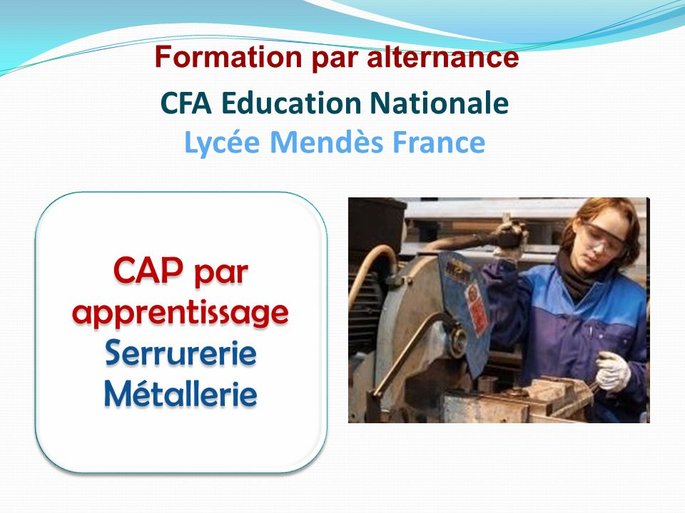 Formation par alternance