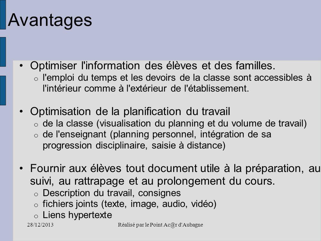 Réalisé par le Point Ac@r d Aubagne