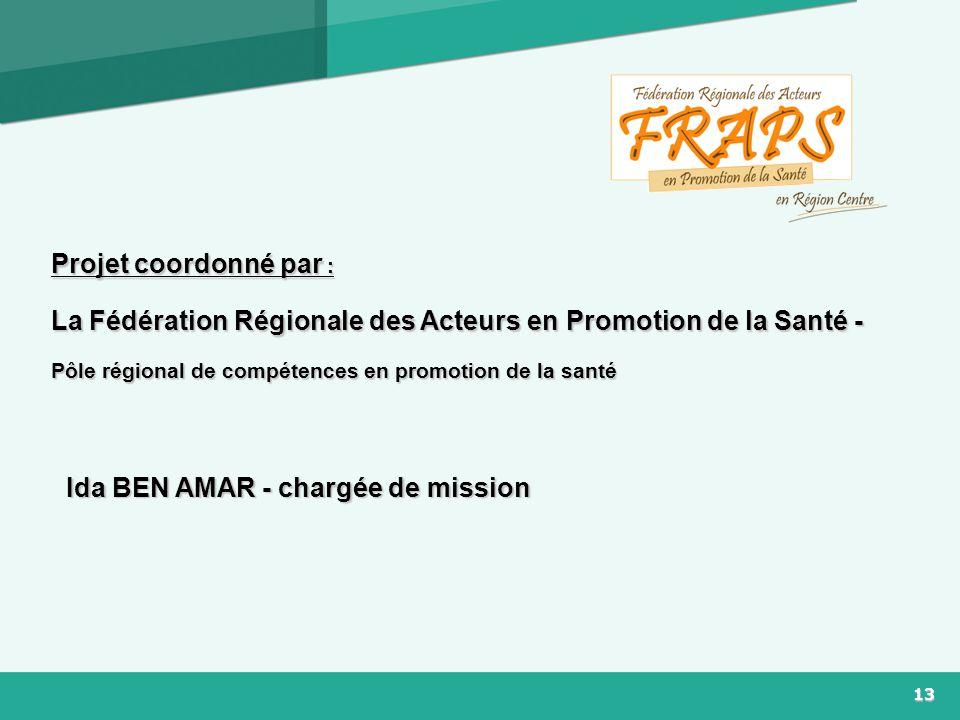La Fédération Régionale des Acteurs en Promotion de la Santé -
