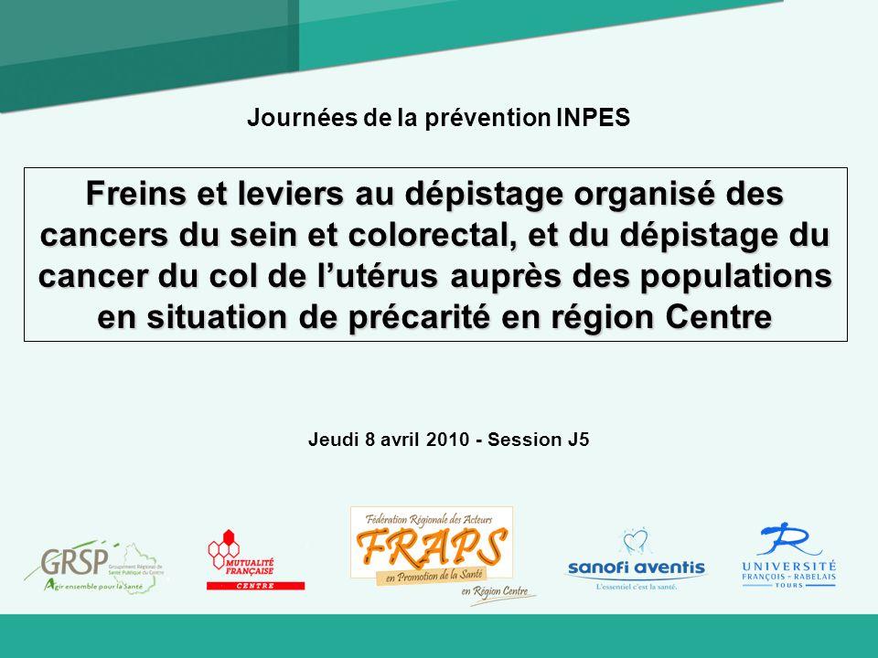Journées de la prévention INPES