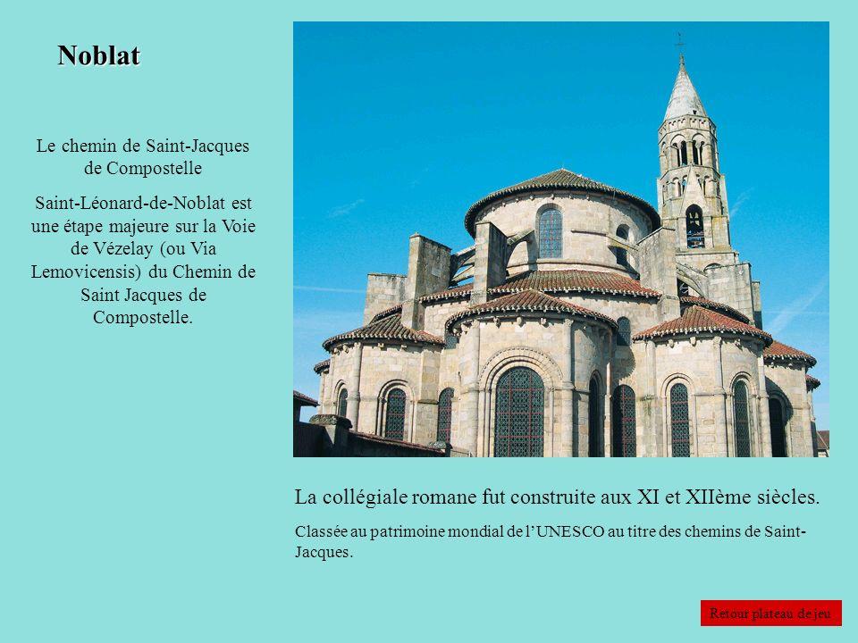 Le chemin de Saint-Jacques de Compostelle
