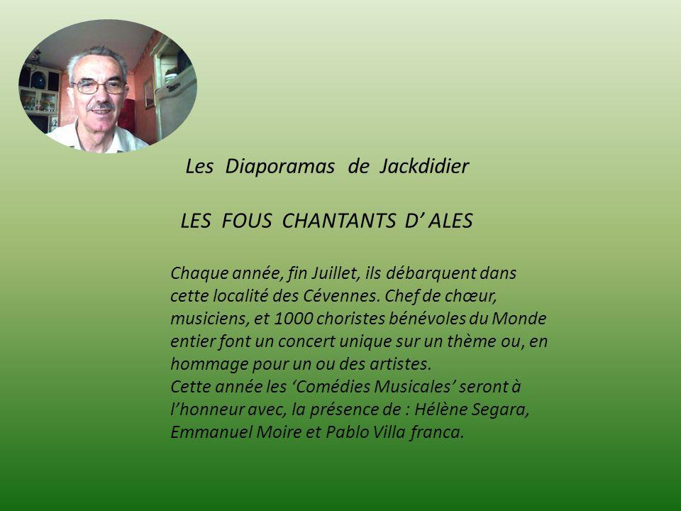 Les Diaporamas de Jackdidier LES FOUS CHANTANTS D' ALES