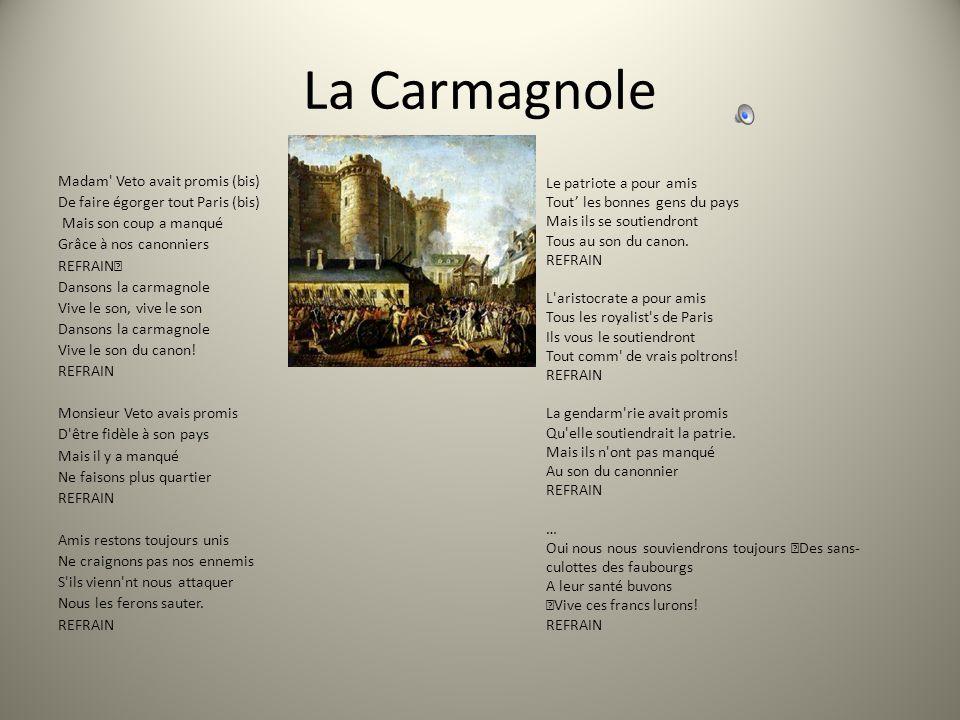 La Carmagnole
