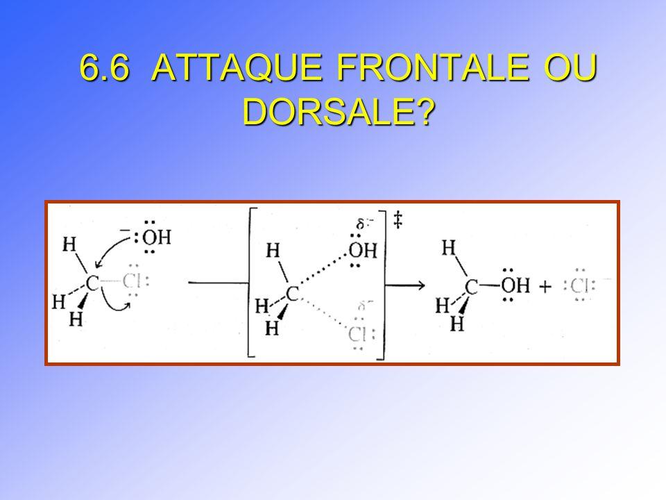 6.6 ATTAQUE FRONTALE OU DORSALE