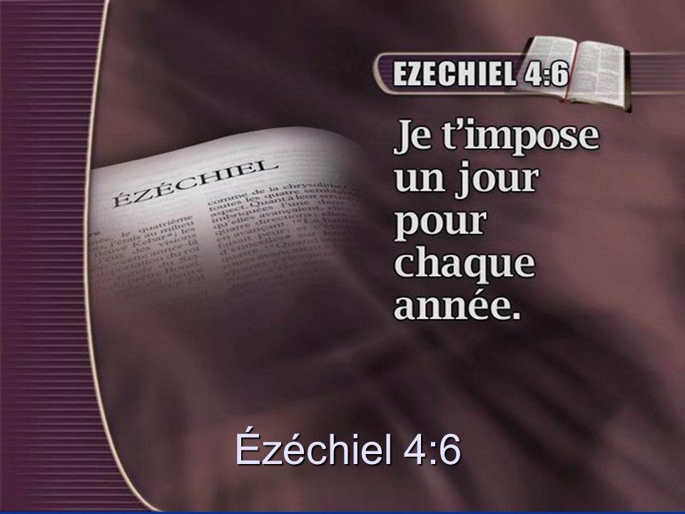 Ézéchiel 4:6