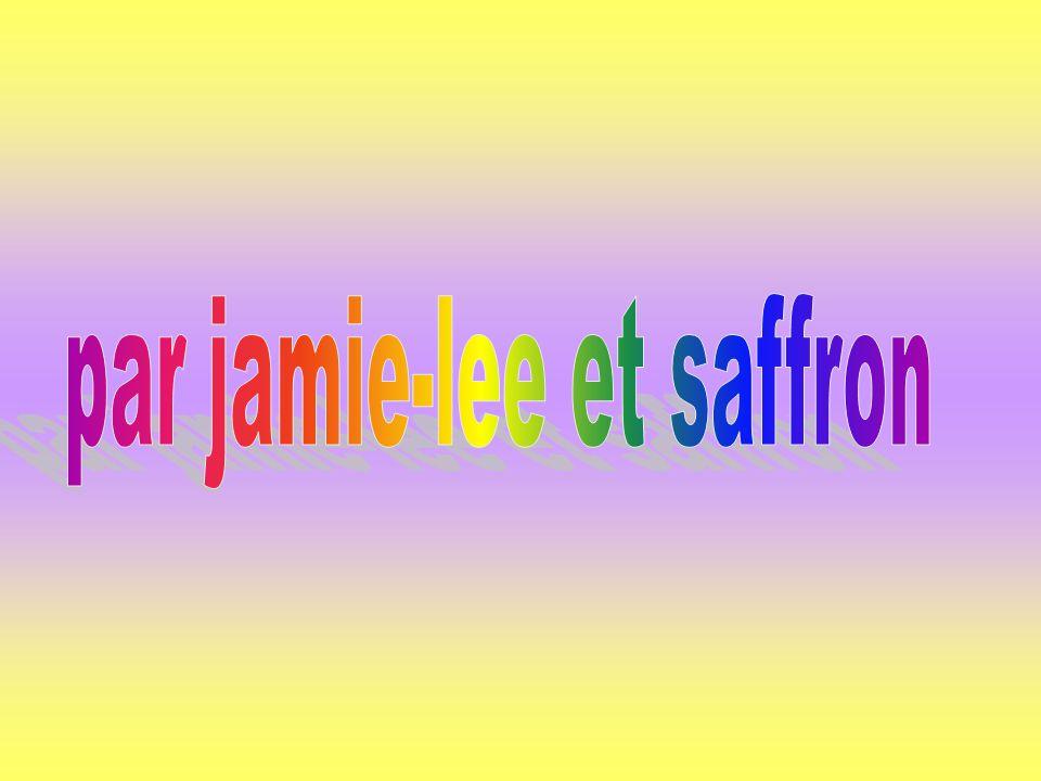 par jamie-lee et saffron