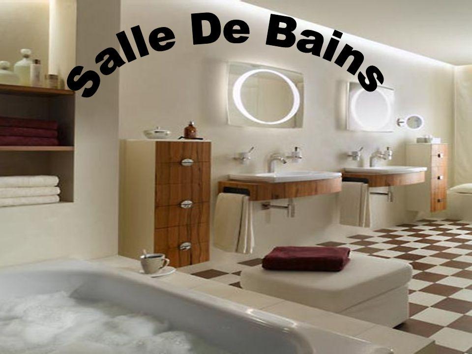 Rose maison ppt t l charger for Presentation salle de bain