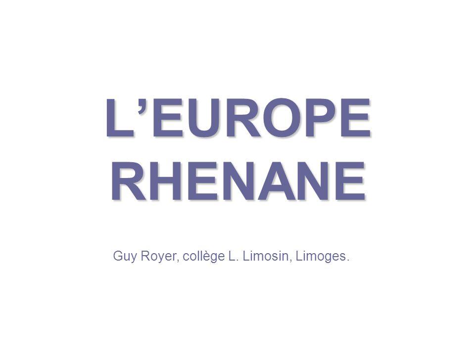 Guy Royer, collège L. Limosin, Limoges.