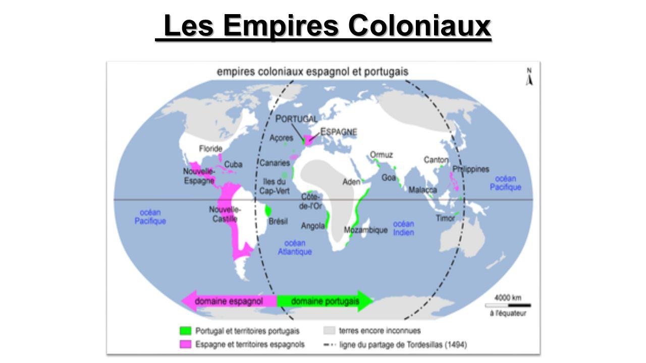 Les Empires Coloniaux