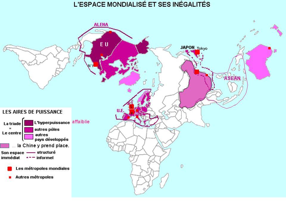 ASEAN affaiblie ... la Chine y prend place.