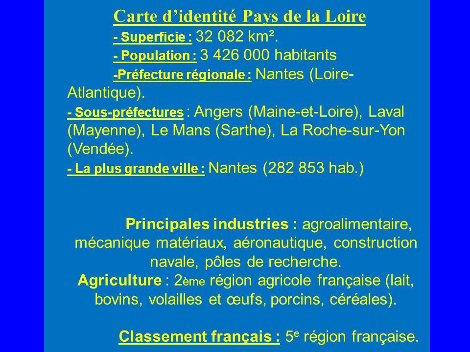 Classement français : 5e région française.
