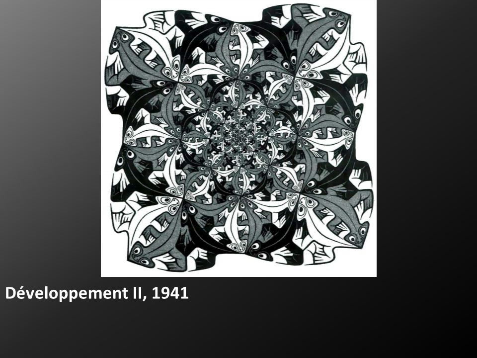 Développement II, 1941